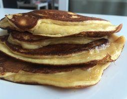 Low Carb-Protein Pancakes Rezept, histaminarm, viel Eiweiß, lecker und luftig  - nicht nur für Sportler