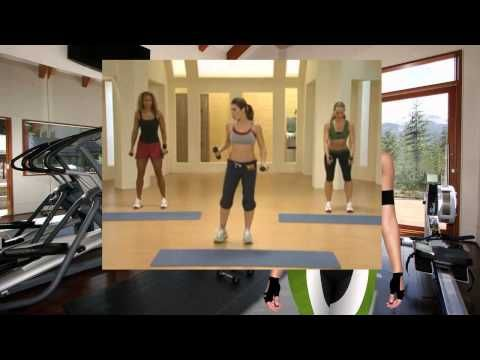 Cнижения веса за 30 дней. УРОВЕНЬ 1. Фитнес. Джилиан Майклс - YouTube