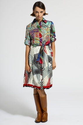 Sukienki i tuniki Casual (na co dzień)  - Desigual - Sukienka Gracey