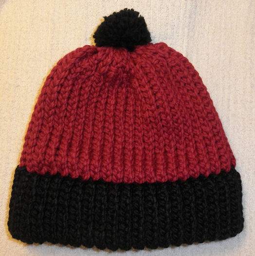 Loom Knit Hat Pattern : 81 best images about Loom Knitting- Patterns and Inspiration on Pinterest K...