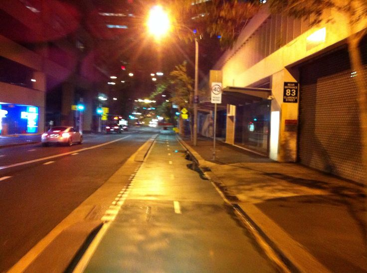 Riding rough a city at night is fantastic. Sydney has bike oaths but at night you can roam anywhere.  #cycling #ride #bike #explore #sydney