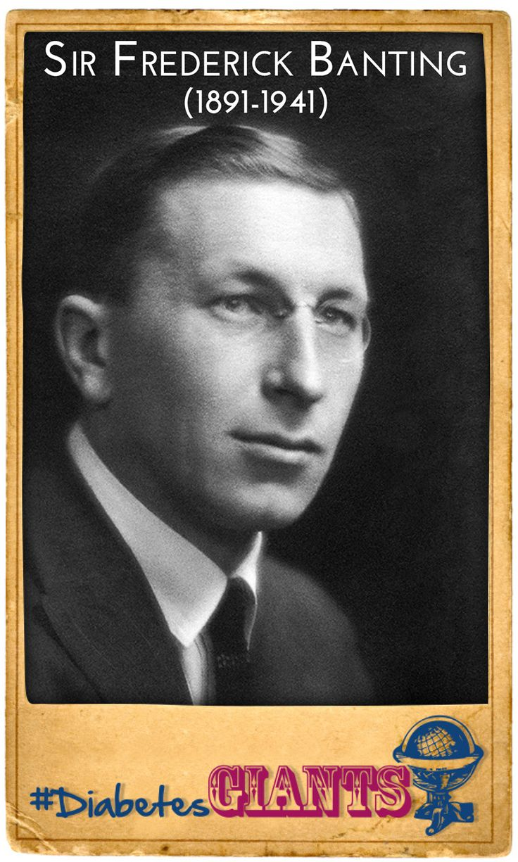 sir frederick banting essay Biography of frederick banting essay upon his escape from slavery at age 20, he adopted the name of the hero of sir walter scott's the lady of the lake.