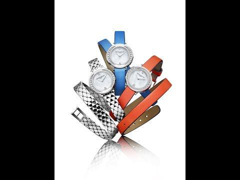 Elegant watches for women - Baume et Mercier Promesse Collection
