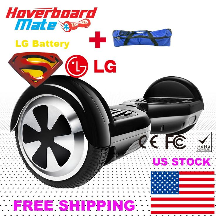 Free Shipping Hoverboard Self Balancing Scooter 6.5 Inches Two Wheels Hover Board in USA and UK в категории Self Balance Scooters  hoverboard балансируя скутер 6.5 дюйм(ов) два колеса Hover в США и Великобритании