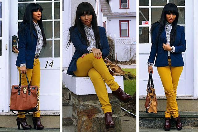 black girls killing it fashion | ... THE WORLD - BY DIVA QUEEN: Look of the Day -Black girls Killing it