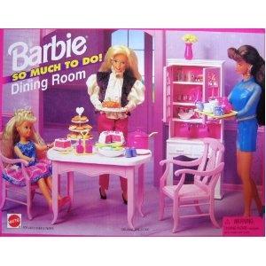 187 Best Barbie Furniture Houses Etc Images On Pinterest