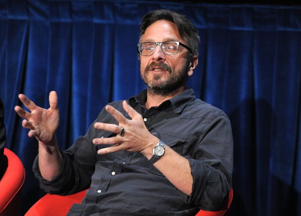 Listen Up: The 20 Best Comedy Podcasts Right Now Pictures - 1. 'WTF With Marc Maron' | Rolling Stone