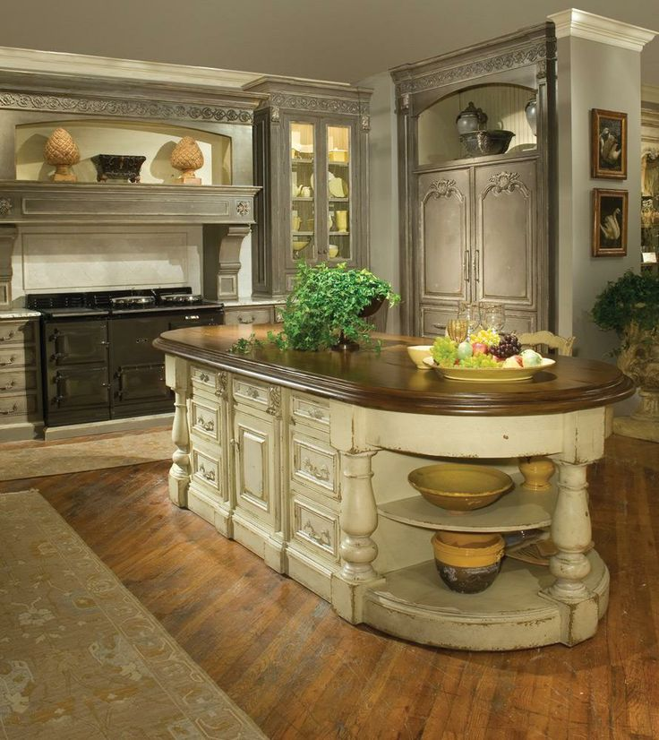 Best Elegant Luxury Kitchens Images On Pinterest Dream