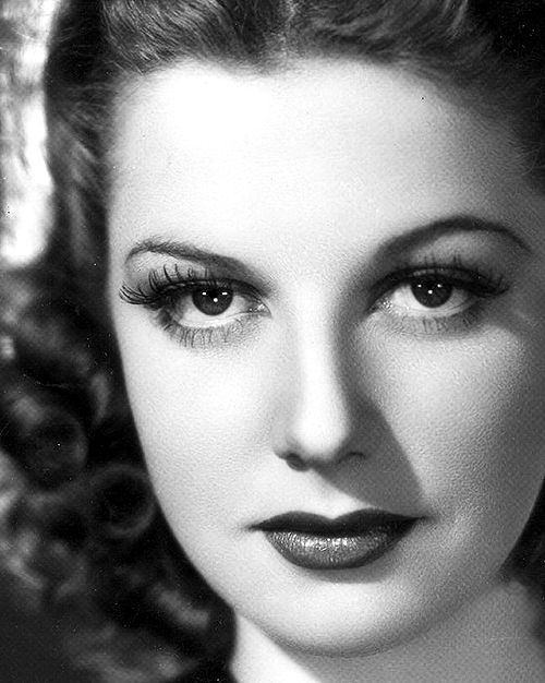 Caught up in Ann Sheridan's eyes. Easy!