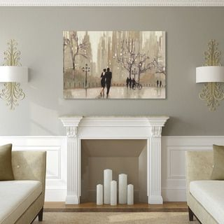 Shop for Julia Purinton 'An Evening Out Neutral' Canvas Art. Free Shipping on orders over $45 at Overstock.com - Your Online Art Gallery Store! Get 5% in rewards with Club O!