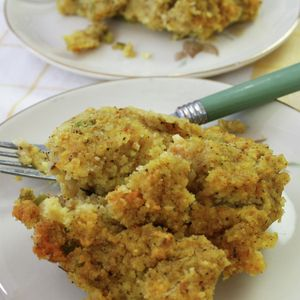 Granny's Cornbread Dressing Recipe | MyRecipes.com