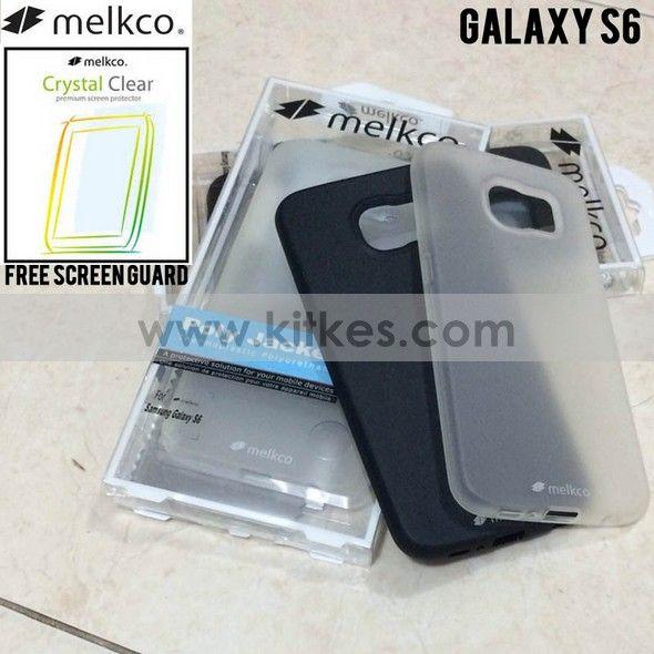 Melkco Poly Jacket Samsung Galaxy S6 - Rp 100.000 - kitkes.com
