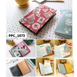 Vintage Passport Case SD_054