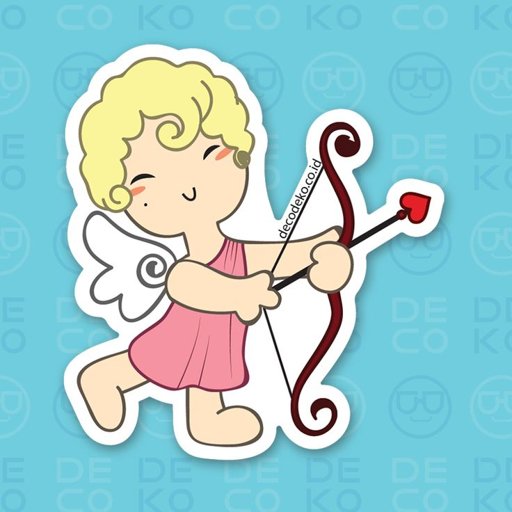 Sticker Cupid