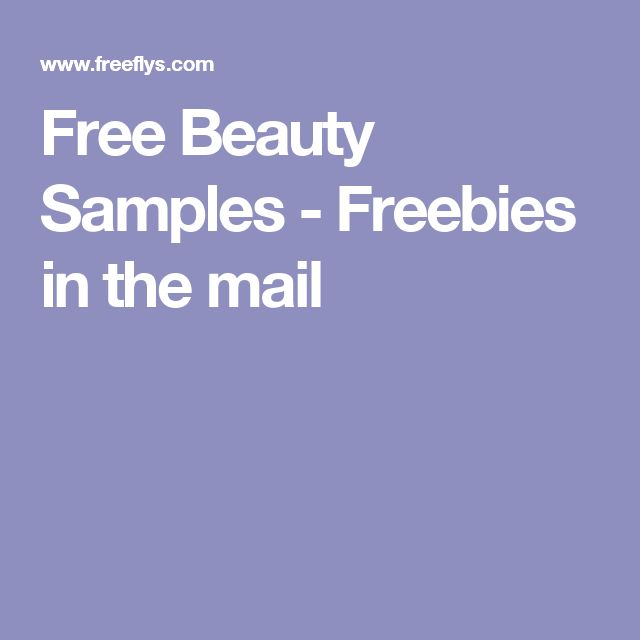 25+ unique Free beauty samples ideas on Pinterest Free samples - product list samples