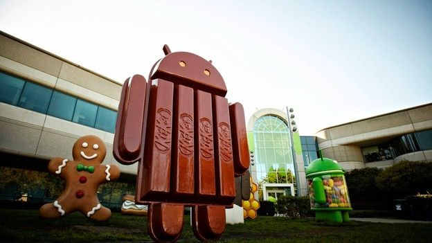 Almost a tenth of Android devices have broken off a piece of KitKat | Android 4.4 is now on 8.5% of Android devices thanks to a slew of new flagships running the OS, according to Google. Buying advice from the leading technology site