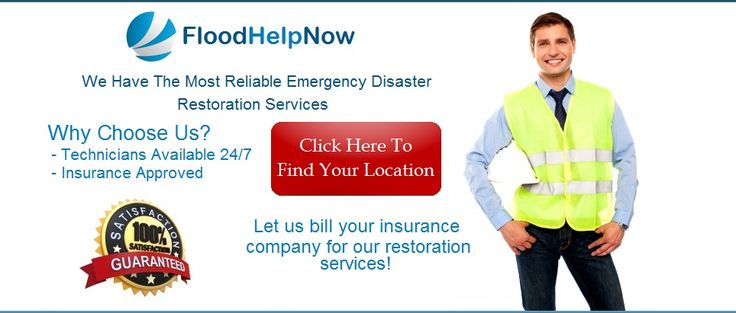 Emergency Water Damage Removal | Restoration | Extractions