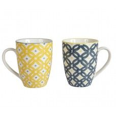 """2 MUGS, collection """"TOMMETTES"""""""