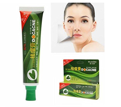 Balsam Pear Facial Skin Care Scar Blackhead Acne Removal Cream by GokuStore * Check this awesome product by going to the link at the image.