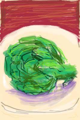 David Hockney/iPhone.