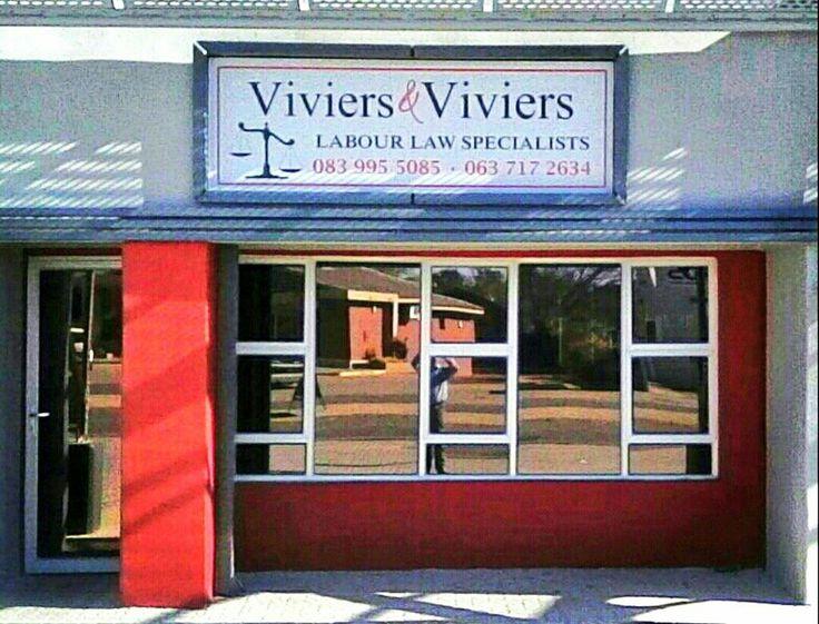 Viviers & Viviers - Labour Consultants in Klerksdorp, Matlosana, KOSH, North West Province, South Africa