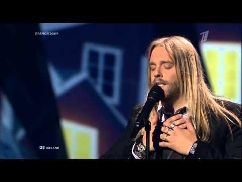 """ICELAND - Eytour Inga Gyunnlyoygsson - """"Eg A Lif"""" Eurovision 2013 [16.05.2013]"""