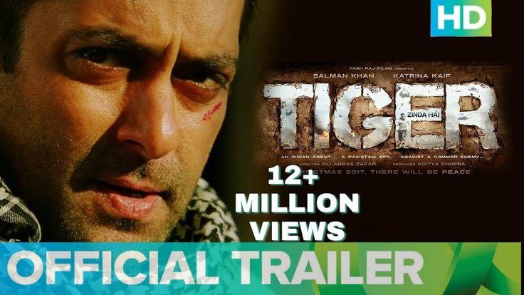 Tiger Zinda Hai | Salman Khan & Katrina Kaif |Teaser Tr…