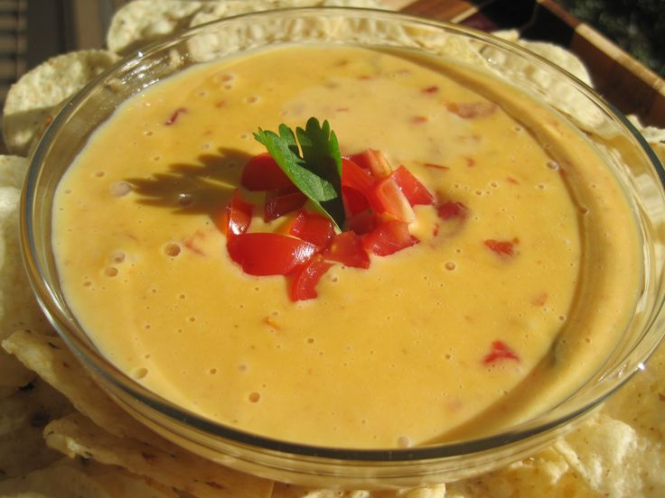 SUPER BOWL CHEESE DIP - How to make ROTEL FAMOUS QUESO DIP Recipe