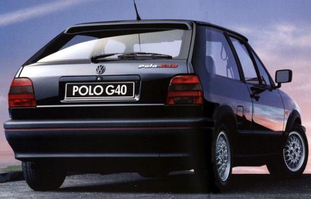 http://www.razaoautomovel.com/maquinas-do-passado/pocket-rocket-da-semana-volkswagen-polo-g40-18-2 | Volkswagen Polo G40 1991 |