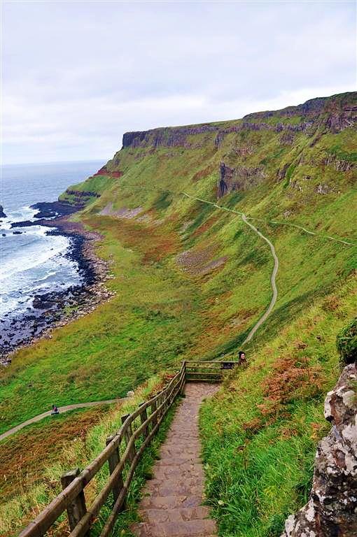 Calzada del Gigante, Irlanda del Norte (by brodacz1979)