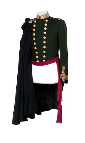 A Royal Company of Archers Court Uniform