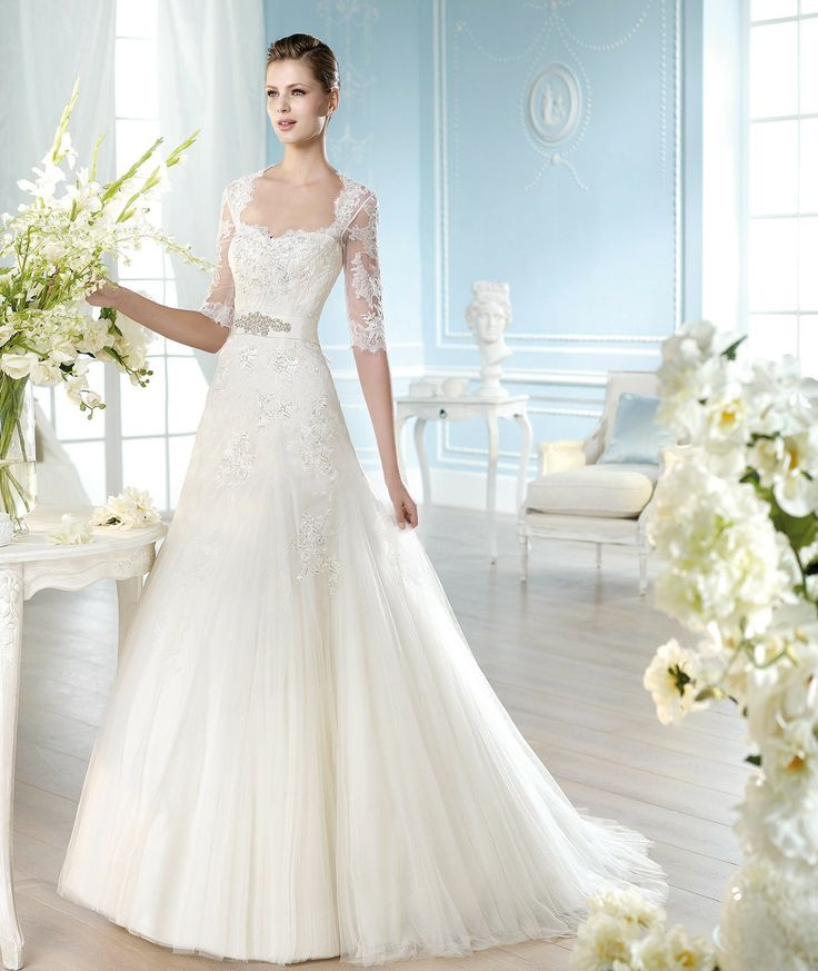674 besten landybridal 2014 new fashion wedding dress Bilder auf ...
