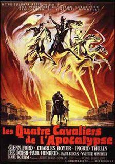 Le Deblocnot': LES 4 CAVALIERS DE L'APOCALYPSE, un film de V. Min...  in French
