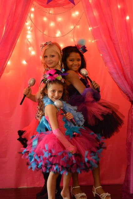 Pop Star Birthday Birthday Party Ideas | Photo 1 of 33 | Catch My Party