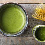 Matcha  beneficios antioxidantes