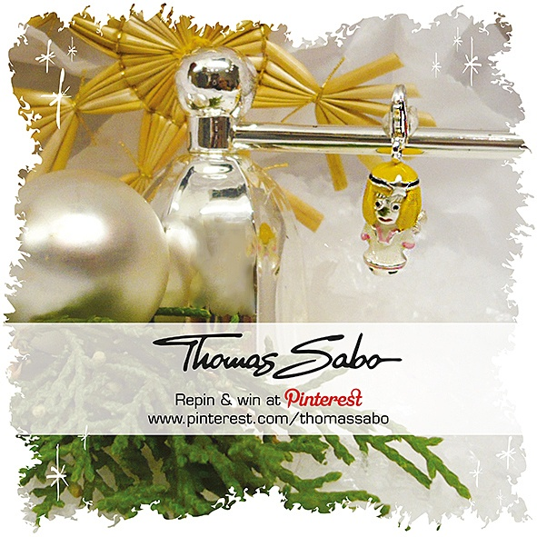 The lucky winner will be drawn and informed tomorrow on Nov 22nd 2012! Important: Your facebook or twitter account must be linked to your Pinterest profile! Terms and conditions: images.thomassabo...