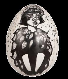 Egg No. 149 - 'New Day' by Mr Hicks vs Marcelina