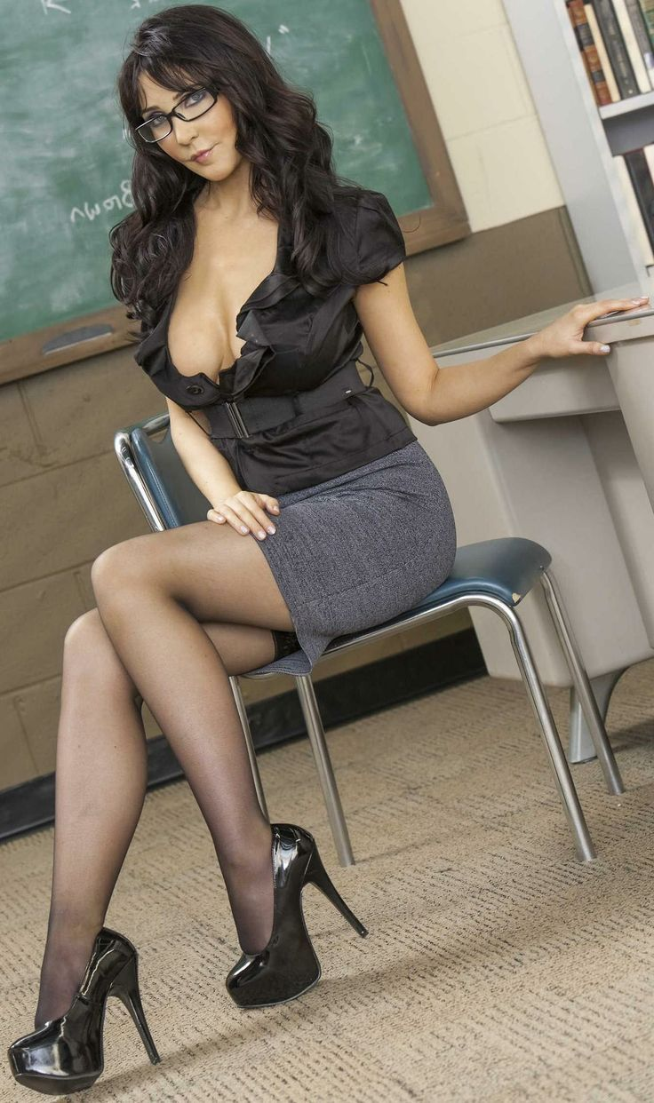 Panthose teacher