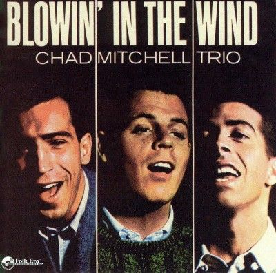 Chad Mitchell - Blowin in the Wind (CD)