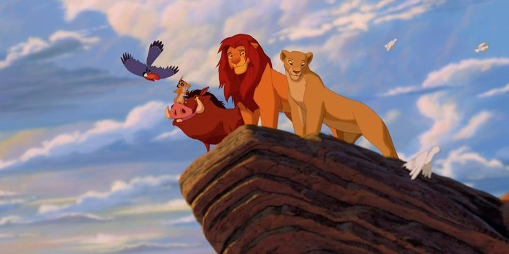 The Lion King is getting a CGI remake.