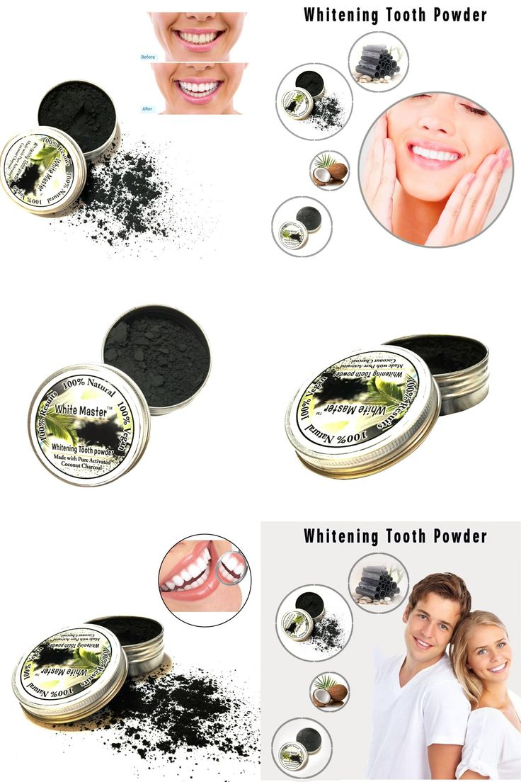 [Visit to Buy] High Quality Tooth Powder Whitening Black Activated Charcoal Teeth Whitening Remove Smoke Tea Coffee Yellow Stains PL6 #Advertisement