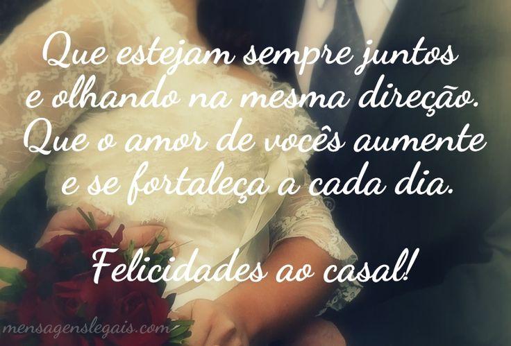 Frase De Casamento Aos Noivos: 17 Best Images About Mensagens Casamento On Pinterest