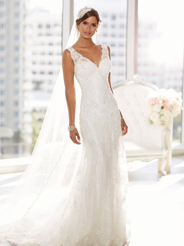 11 best Essense Wedding Dresses images on Pinterest | Wedding frocks ...