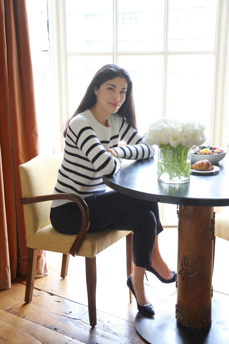 Caroline Issa On E-Commerce: And Switching Closets With Jenna Lyons — The New Potato