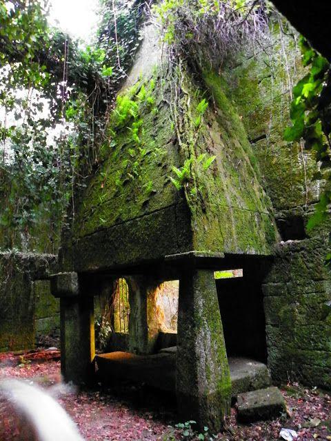 Las salinas de Ulloa (Pontesampaio - Vilaboa) - Turismo Enxebre