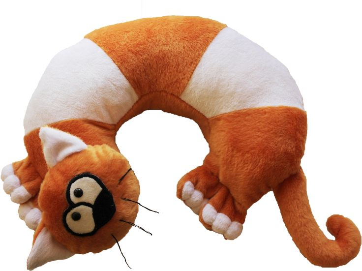 Travel pillow you can get if you support our project!