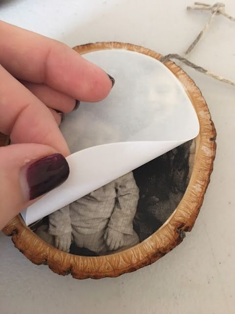 Transferring Photos to Wood with Silhouette Temporary Tattoo Paper – Cameo