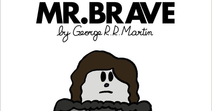 35 Of Your Fave Game Of Thrones Characters Re-Imagined As Mr Men & Little Miss Characters