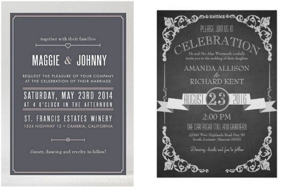 Best Wedding Invitation Wording: 19 Best Invites Ect Images On Pinterest