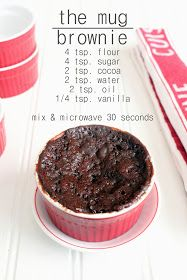 the BEST mug brownie recipe! (Low calorie, milk free)